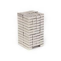 100шт N50 неодима сильные магниты блок 10mmx5mmx3mm редкоземельных NdFeB магнит прямоугольного параллелепипеда