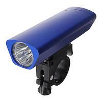 Водонепроницаемы Фонарик Велоспорт Велосипед Передний LED Лампа Головной свет Передний фары