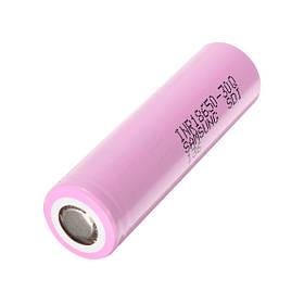 1PCS INR18650-30Q 3000mah 20A Плоская верхняя защищенная мощность 18650 Li-ion Батарея для Samsung 1TopShop