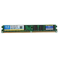 Xiede 2 Гб DDR2 667 МГц PC2 5300 памяти DIMM 240pin для AMD чипсет материнской платы настольного компьютера память ОЗУ