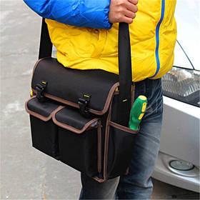 Многофункциональный 600D полиэстер холст сумка материал 13inch электрика инструменты