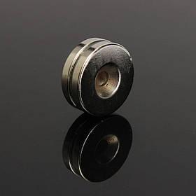 2pcs n50 30 мм х 5 мм сильные круглые магниты 5мм отверстие редкоземельные неодимовые магниты 1TopShop