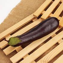 5шт искусственные пены баклажаны имитация овощи домой обучения реквизит украшения, фото 3