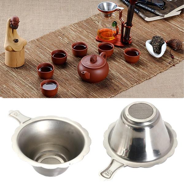 Нержавеющая сталь двухслойный ситечко для чая фильтр тонкой сеткой чайная ложка фильтр - ➊TopShop ➠ Товары из Китая с бесплатной доставкой в Украину! в Днепре