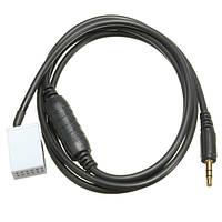 12-ти контактный разъем для автомобиля AUX аудио кабель адаптер 1.4M для BMW E85 E83 e60 e63 e90