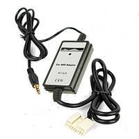 Музыкальный адаптер интерфейса ауксина CD автоаудио для Хонды предоставляет гражданские crv 3.5 мм