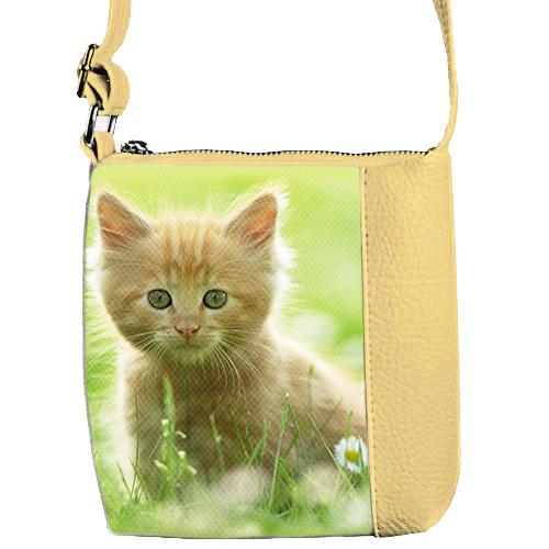 Сумка для девочки Маленькая принцесса Рыжая кошка