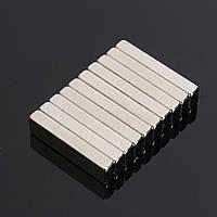 10pcs N50 20x5x3mm сильный блок кубом магниты редкоземельные магниты неодим