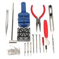 124 штук ремонт набор инструментов задняя крышка нож для удаления весной контактный бар часовщик