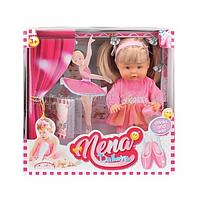 Говорящая кукла BAMBOLINA NENA - МАЛЕНЬКАЯ БАЛЕРИНА
