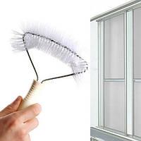Экраны чистки окна щетка анти-москитная сетка кисти мойщик окон
