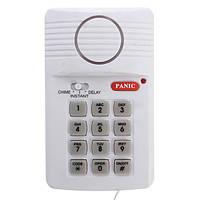 Клавиатура дверь безопасности сигнализация паника окно кнопка двери навесы гаражи