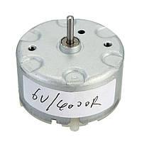 6V 4000rpm двигатель постоянного тока микро DVD двигателя ВЧ-500tb-12560 32mm х 16 мм