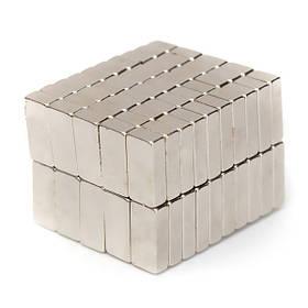 100шт N50 супер сильные магниты блока 10x 5 х 3 мм редкоземельные неодимовые магниты - 1TopShop