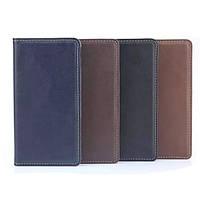Флип бумажник стенд кожаный чехол для сони Xperia Z4 в аренду