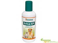 Шампунь для животных против паразитов Хималая, Himalaya Erina-EP Shampoo 200 ml Tick and Flea control , Аюрведа здесь