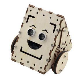 DIY KAKU Robot R2 Lite Версия Набор Совместим Arduino 1TopShop