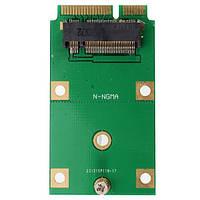 Б ключ м.2 ngff SSD преобразуется в msata адаптер конвертер замены картонных