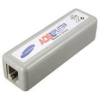 RJ11 ADSL модем факс телефон широкополосного Сетевой разветвитель разъем кабеля сетевой фильтр