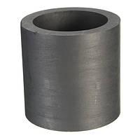 40X40 мм графитовый тигель для плавления слитка бар прессформы комбинированный серебро золото литье