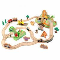 Железная дорога Kidkraft Dinosaur 18016, фото 1