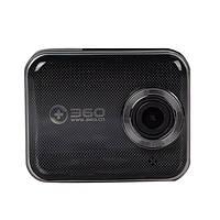 Qihoo 360 Автомобильный видеорегистратор камера 2.0-дюймовый 1296p Ambarella A7 160 градусов WiFi тахограф рекордер