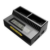 Nitecore UGP3 Интеллектуальный USB GoPro HERO3/3+зарядное устройство