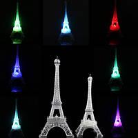 Романтический Эйфелева башня стол спальня ночник украшения ребенок стол LED лампы
