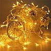 10м от батареи 100 LED звездное фея строка свет лампы Рождество свадьба,лампы, фото 4