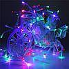 10м от батареи 100 LED звездное фея строка свет лампы Рождество свадьба,лампы, фото 6