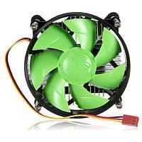 Универсальный процессорный Вентилятор охлаждения радиатора для Intel Процессор Core i3 и i5 в исполнении LGA 1155 1156
