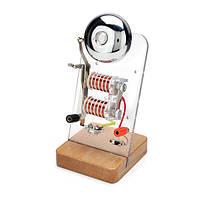 Хуа МАО электрический звонок научный эксперимент оборудование студент науки игрушки