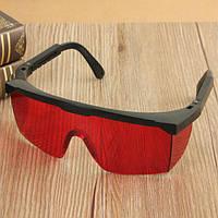 Материал ПК регулируемый лазерный указатель глаз защитные очки