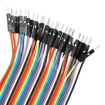 400 штук 10cm для мужчин Jumper Кабель Dupont Провод для Arduino, фото 3