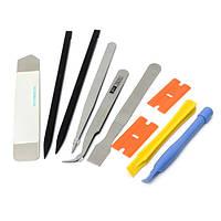 10 в 1 Ремонтные открытия для рычага инструменты для ремонта сотовых телефонов ноутбук комплект