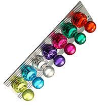 14шт сильные магнитные чертежные кнопки булавки неодимовые магниты на холодильник преподавания живописи компании/тамтэк/, фото 2