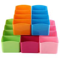 DIY пластиковые организатор ящик для хранения делителя окно галстук бюстгальтер носки косметическая медицина