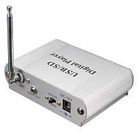 Мини-цифровой проигрыватель FM Радио Дистанционное Управление LED Дисплей MP3-плеер USB SD для наушников Авто Усилитель