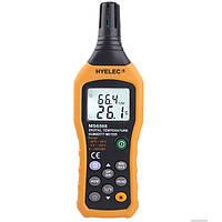 Цифровой термометр температуры и влажности метеостанции метр гигрометр MS6508 hyelec peakmeter