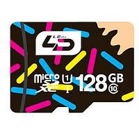 LD класс 128GB 10 микро TF SD карта для мобильного телефона