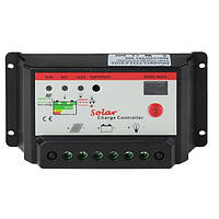 Интеллектуальные 30А ШИМ панель солнечных батарей контроллер заряда батареи автоматический регулятор