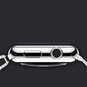 Закаленное стекло ультра тонкие прозрачные 38мм/42мм протектор экрана для iwatch 1TopShop