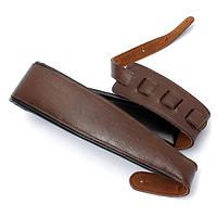 Акустическая электрогитара пу кожаный ремешок