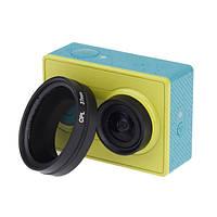 37 мм CPL фильтр объектива аксессуар для xiaomi Йи беспроводной доступ в интернет камера действия