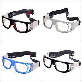 Баскетбол футбол футбол спортивные эластичные защитные очки для глаз защитные очки