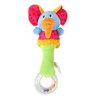 Ребенок дети милые мягкие животные мультфильм колокольчик rattkes развивающие игрушки