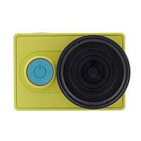 37 мм УФ фильтр объектива аксессуар для xiaomi Йи беспроводной доступ в интернет камера действия