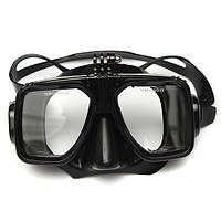 Подводное подводное плавание дайвинг маска сухая трубка и трубка комбо для GoPro HD герой 2 3 4 3 плюс