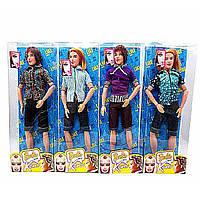 Кукла типа Кен 8655B-B  4 вида,   мальчик,  на шарнирах ,   в коробке  32*12. 5*5  см..