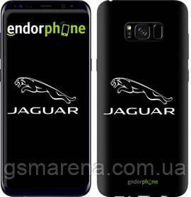 "Чехол на Samsung Galaxy S8 Plus Jaguar. Logo v2 ""3164c-817-7794"""
